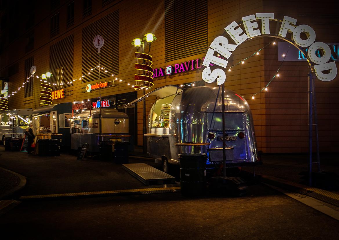 Street Food c/o Berlinale
