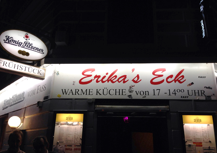 Erika's Eck – Hamburgs Perle