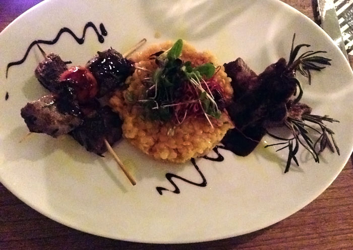Dinner im Glockenbach