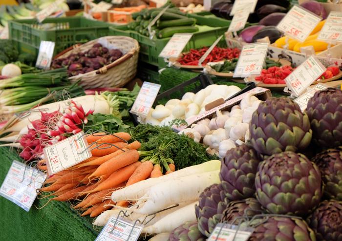 Wer die Wahl hat, hat die Qual beim Gemüsekauf