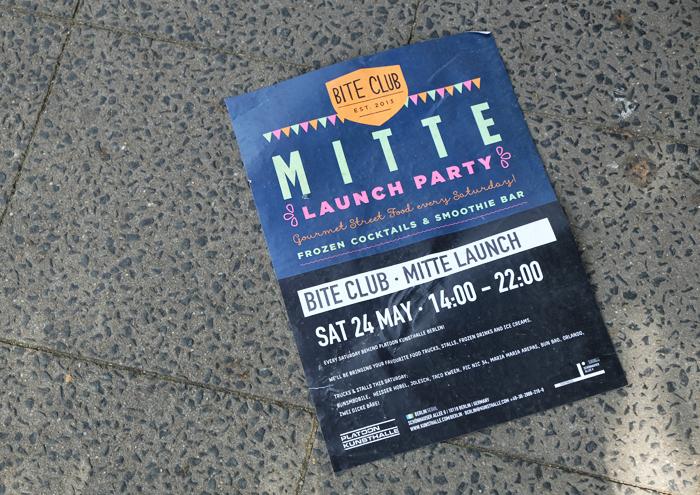 Der Bite Club feiert Premiere in Berlin Mitte