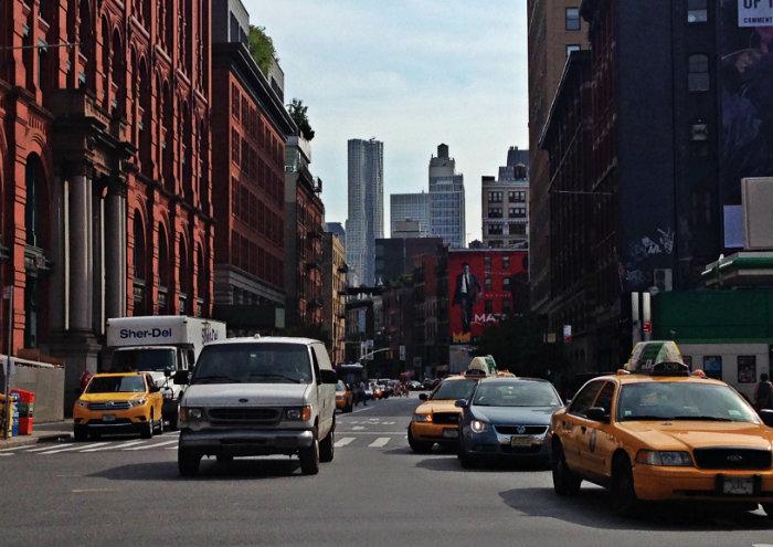 Fraeuleinchen Spezial: New York