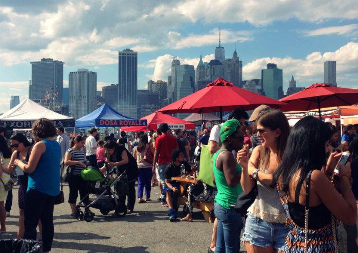 Wenn ihr Essen mögt, werdet ihr diese Märkte lieben – New York Spezial