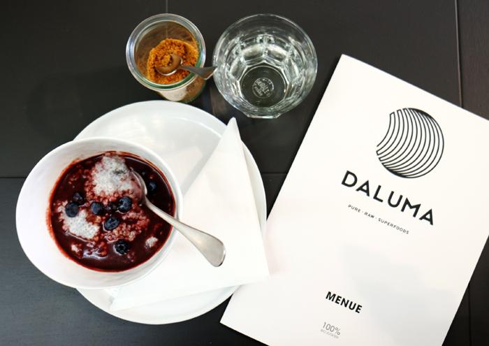 Frühstück im DALUMA