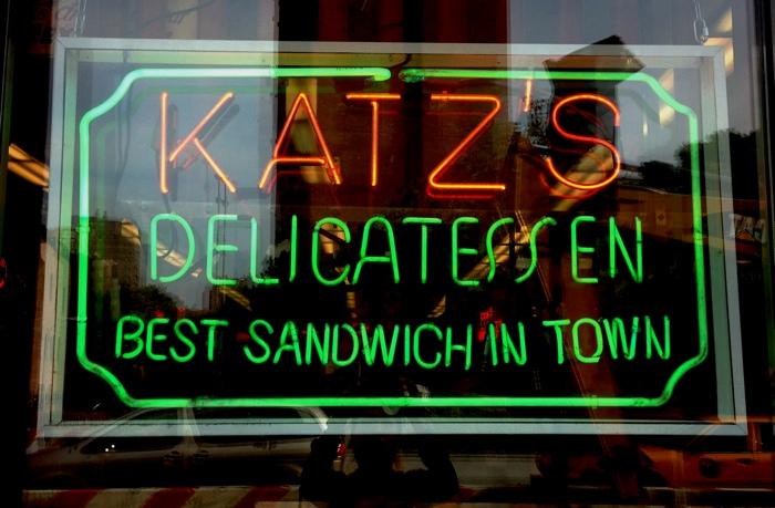 Katz's Deli – ein Muss für jeden New York Besuch
