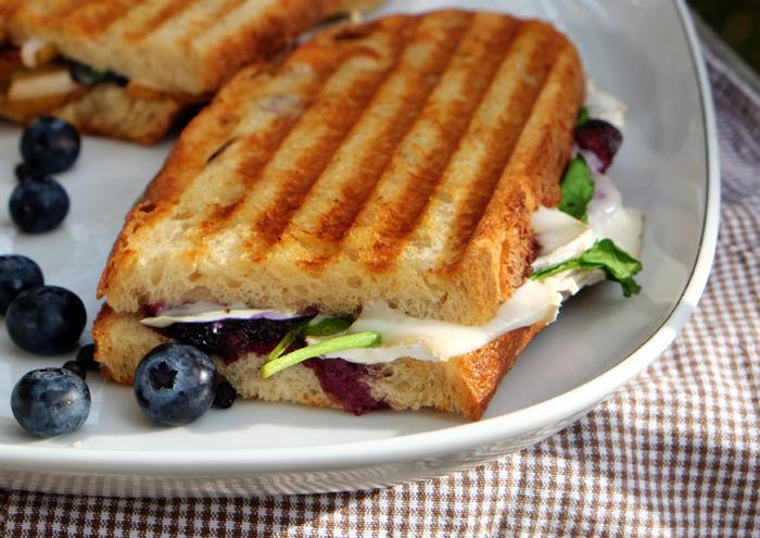 Sandwiches für jeden Tag eine Woche lang