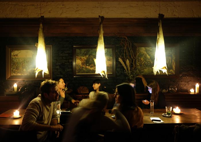Sauvage – das Steinzeit Gourmet Restaurant