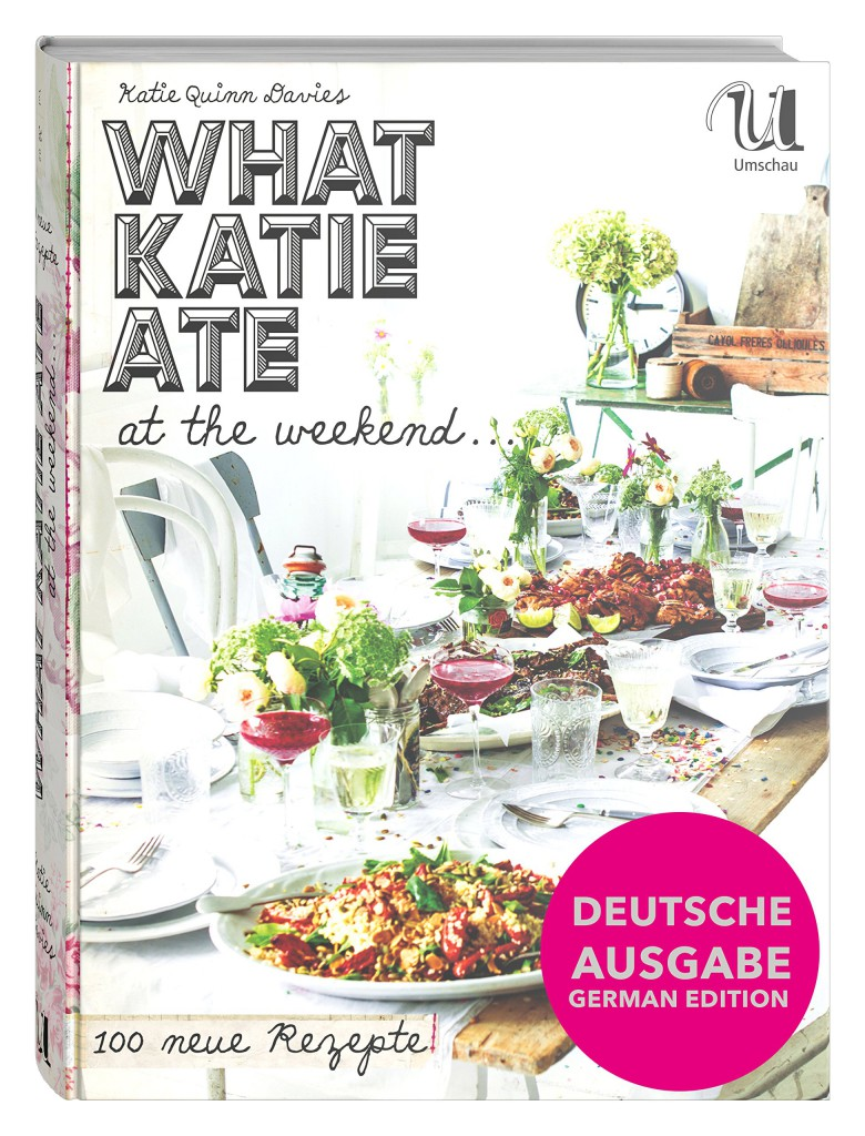 What Katie Ate bei Amazon