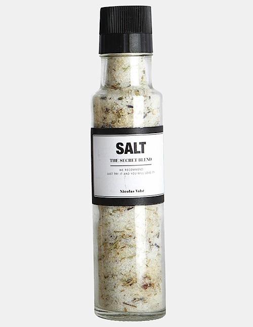 Salz von Nicolas Vahe