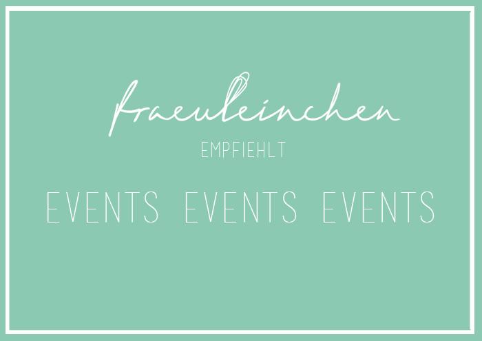Event-Tipps: 26. Januar bis 1. Februar 2015