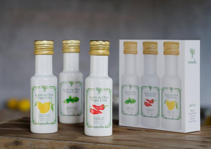 Olivenöle von Azada