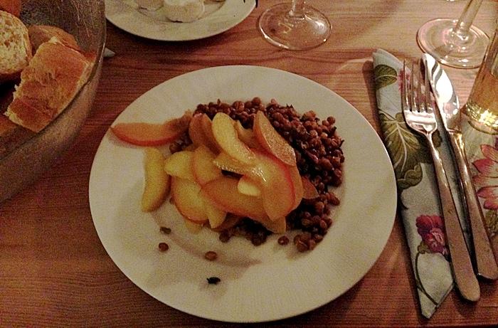 Jumping Dinner – 3 Gänge, 6 Stunden, 18 Personen