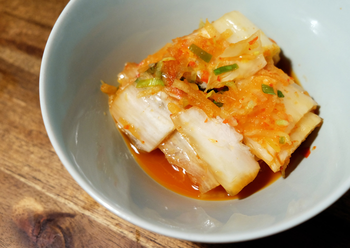 Fraeuleinchen macht Kimchi