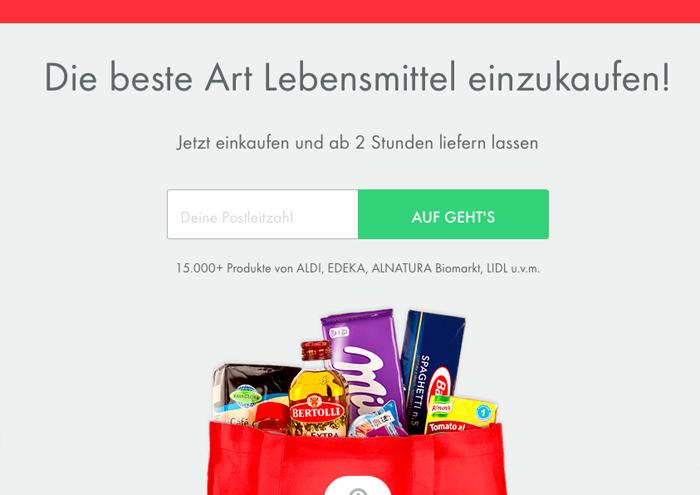 Fraeuleinchen testet: Shopwings – Lebensmittel online kaufen