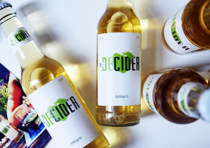 Fraeuleinchen testet: DECIDER – das Getränk für Sommerabende
