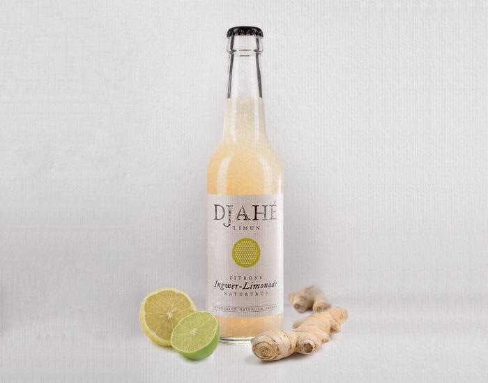 Djahé – die neue Ingwer-Limonade nach indonesischem Familienrezept