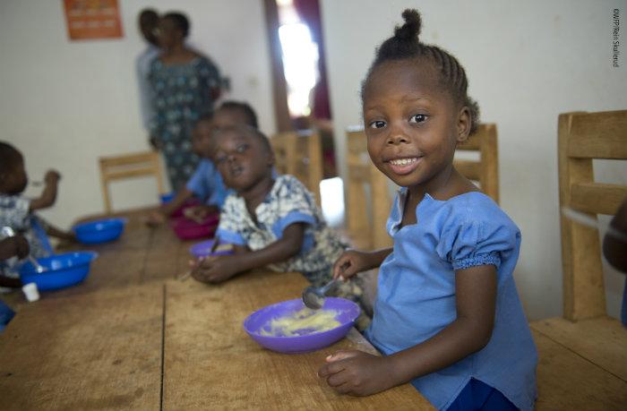 Share The Meal – eine App geht gegen den Hunger an