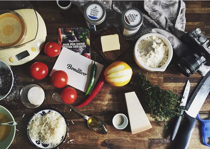 Kochen mit Bonativo