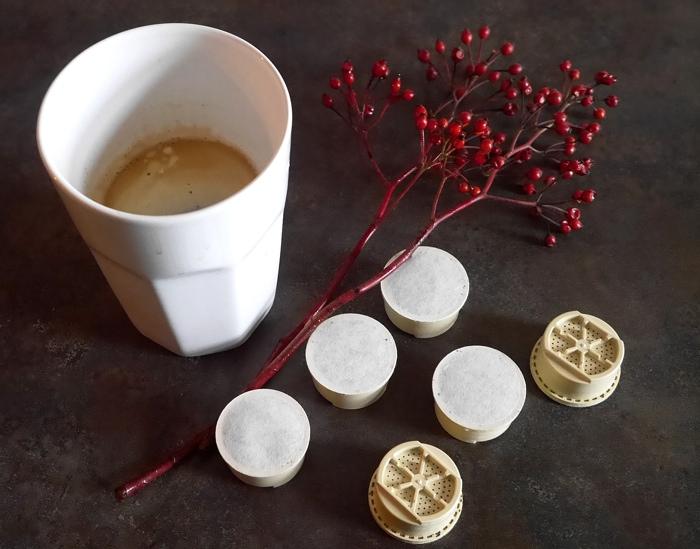 Fraeuleinchen testet: Beanarella – die grüne Kaffeekapsel