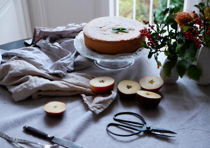 Sonntagsgericht: Elenas Apfelkuchen nach russischem Familienrezept