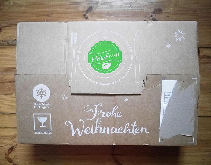 Fraeuleinchen testet: Hello Fresh – die Kochbox für Einkaufsmuffel