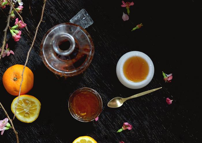 Orangenmarmelade ist auch super für Cocktails geeignet