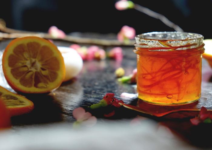 Sonntagsgericht: Valentinsfrühstück mit Bitterorangen-Marmelade