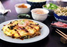 Sonntagsgericht: Okonomiyaki – der japanische Pfannkuchen