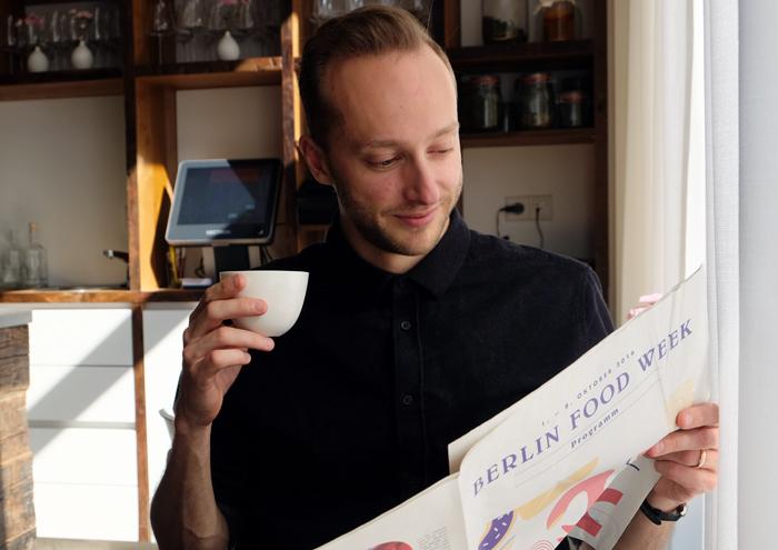 Per und die Berlin Food Week