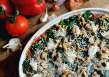 Sonntagsgericht: Vegetarische Lasagne de luxe