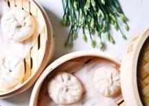 Sonntagsgericht: Baozi – Chinesische Teigtaschen mit Rind und Gemüse