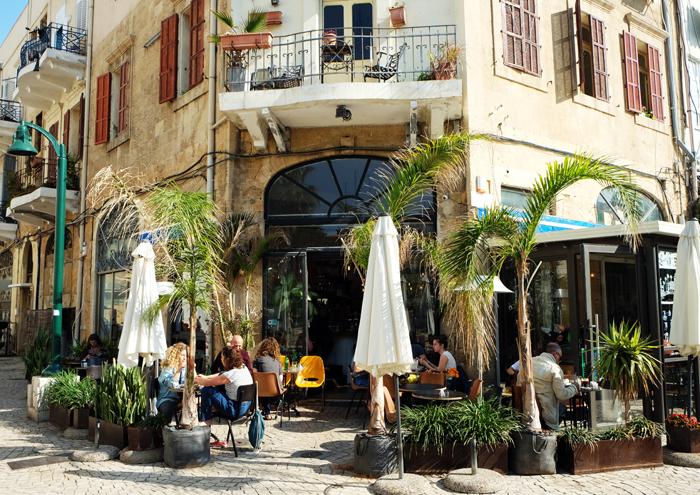 Willkommen in Tel Aviv