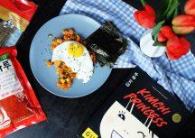 Sonntagsgericht: Kimchi Bokkeumbap von Kimchi Princess