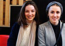 Fraeuleinchen im Gespräch mit twohungrysistersontour über die jüdische Küche
