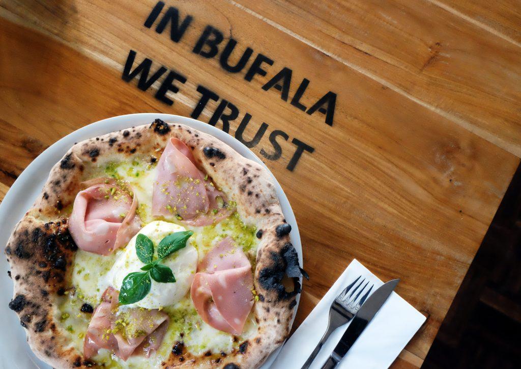 Malafemmena –Neapolitanische Pizza in Friedenau