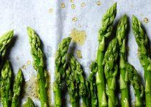 Sonntagsgericht: Spargelrisotto mit Gorgonzola