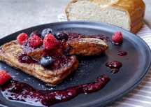 Sonntagsgericht – French Toast à la ARABICA