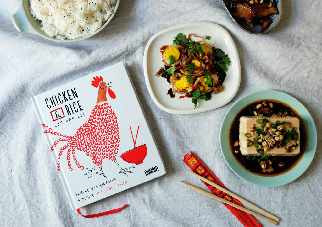 Sonntagsgericht: Asiatisches aus dem Buch Chicken & Rice von Shu Han Lee