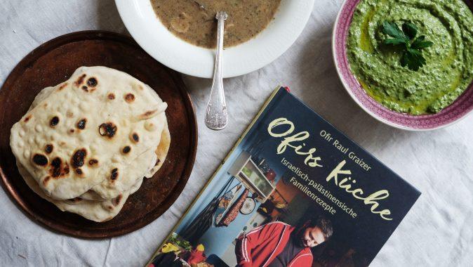 Sonntagsgericht: Pilz-Graupen-Suppe von Ofir Raul Graizer