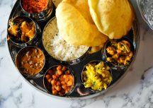 Indisch in Charlottenburg  beim Bombay Café Bunty's